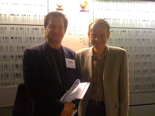 "With Andrew Marr on BBC Radio 4 ""Start the Week"""