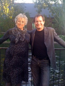 Germaine Greer & some bloody apologist!
