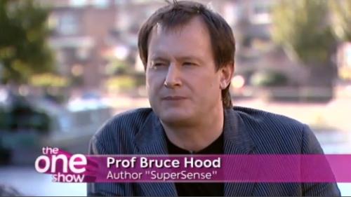 Pensive Bruce