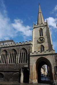 St John the Baptist Church in Bristol