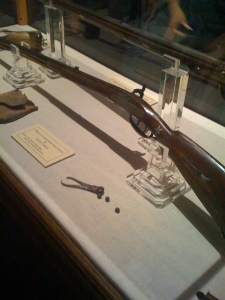 Davy Crockett's Flintlock